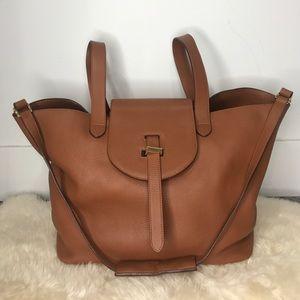 d45ab63220bba Meli Melo Bags - Meli Melo Olivia Palermo Tan Large Thela Tote Bag